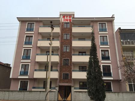 Yeşim Apartmanı – 2016