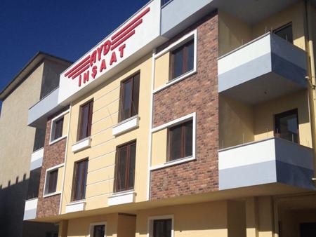 Ahmet Bey Apartmanı – 2015