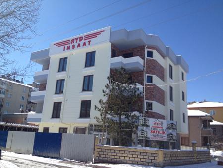 Turan Bey Apartmanı – 2015